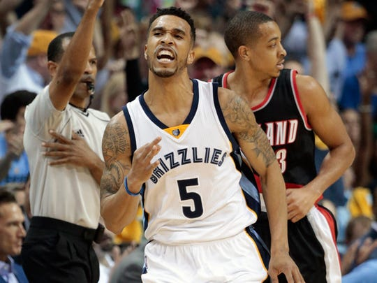 Courtney Lee has been excellent for Memphis through three playoff games, shooting better than 60 percent from the floor.