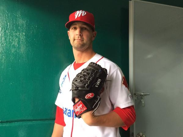 Owen alum Steven Hensley has signed a deal to pitch in the Mexican League.