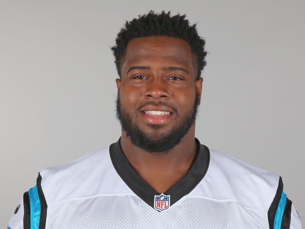 Kawann Short, East Chicago Central, Panthers defensive lineman