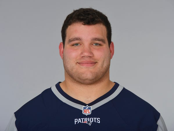 Chris Jones, Brownsburg, Patriots defensive lineman