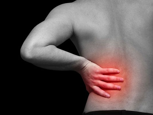 BayCare Clinic - back pain