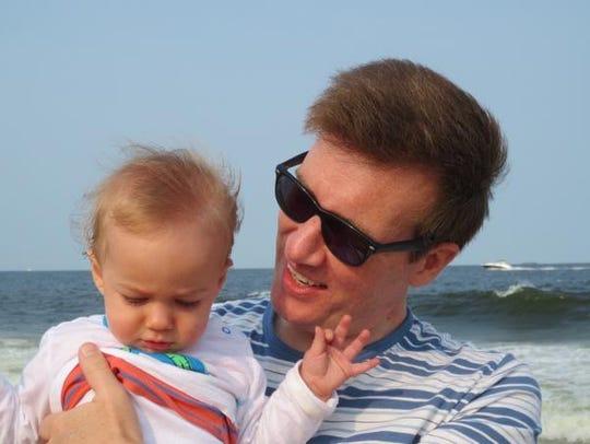 James McDevitt, 10 months.