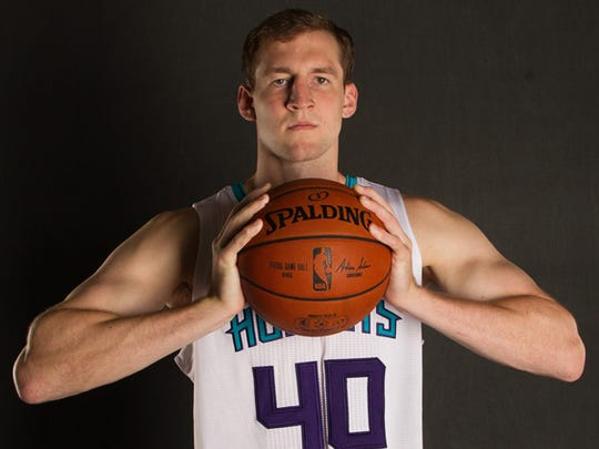 Cody Zeller is from Washington, Ind., and went to Indiana University for two years.