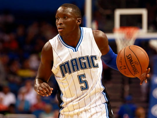 Victor Oladipo went to Indiana University for three years.