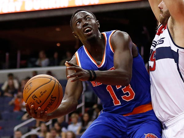 Jerian Grant went to the University of Notre Dame.