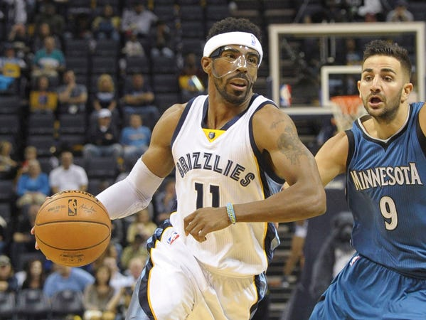 Mike Conley went to Lawrence North High School, where he was part three straight Class 4A state championship teams.