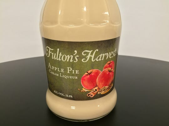 Fulton's Harvest Apple Pie Cream Liqueur is one of dozens of beverages being poured by beverage sponsor Southern Wine & Spirits.