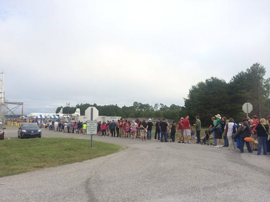 Blue Angels Homecoming 2015