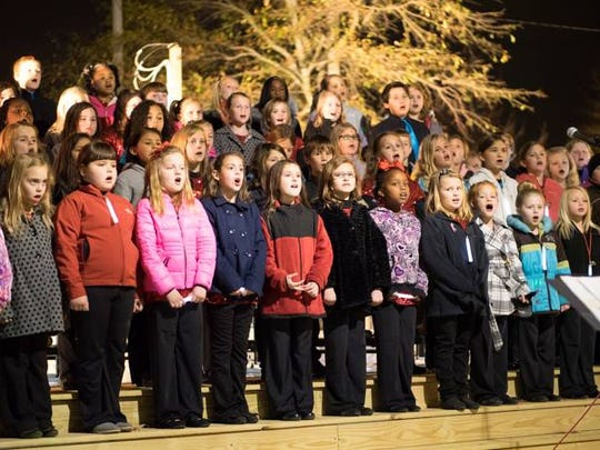 An outdoor stage will bring music to Jackson's Most Incredible Christmas Fest.