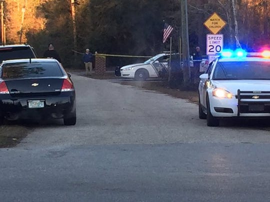 Officers are still on scene in Milton where a Missouri