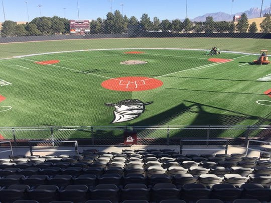 New Mexico State opens the 2016 baseball season next weekend against Towson at the newly renovated Presley Askew Field.