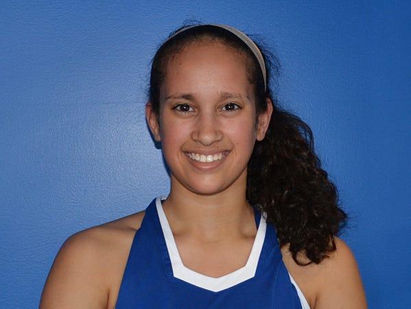 Columbus North basketball player Maliah Howard-Bass