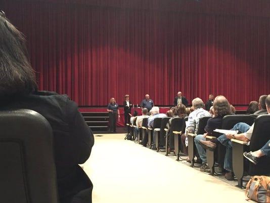 Central York heroin forum