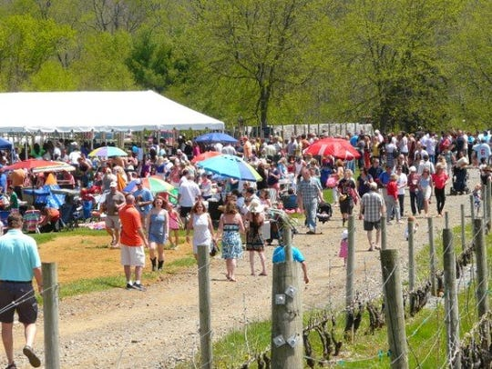 A Mother's Day Festival will be held from noon to 5
