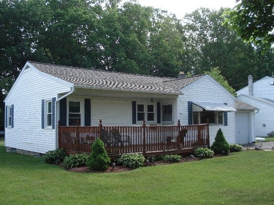 This property at 401 Virginia Ave. in Vestal recently sold for $121,649.