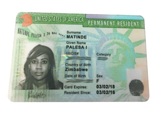 Palesa Matinde, 25, was turned away at the Pitcher's