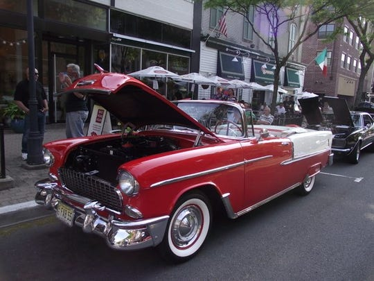 Classic cars are rolling back into Downtown Somerville
