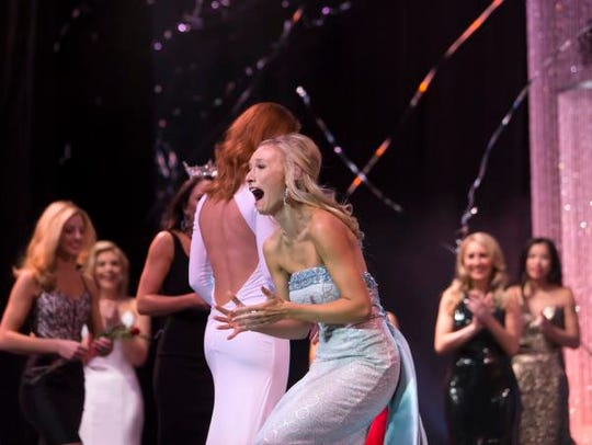 Miss Madison Capital City McKenna Collins wins the