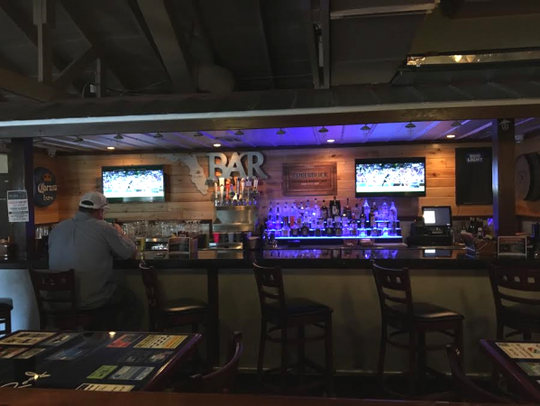 The Tin Roof Bar & Grill is dishing up unique southern