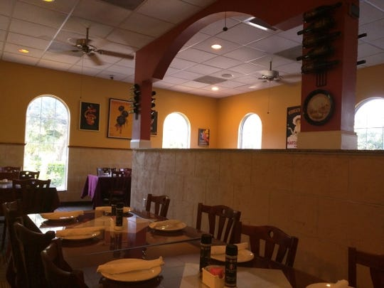 Inside Johnny D's in Vero Beach.