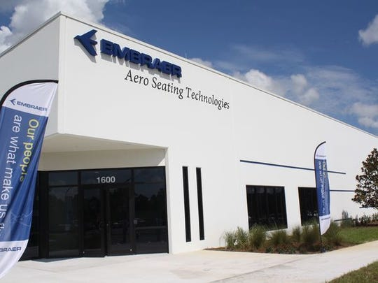 Embraer Aero Seating Technologies, or E.A.S.T, will be designing and manufacturing seats for some of Embraer's leading aircraft.