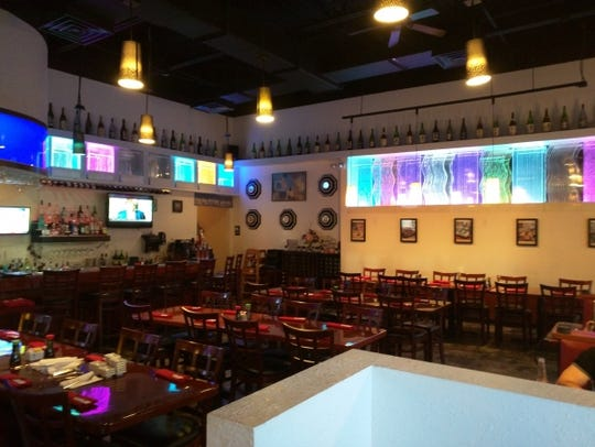 Izziban Sushi is at 962 14th Lane in Vero Beach.