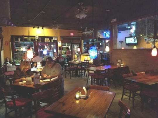 When you step inside Crawdaddy's you feel as if you