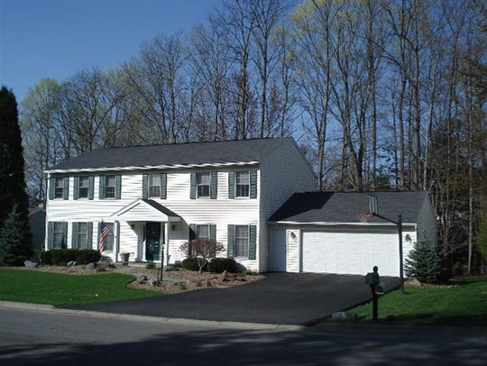 809 Stonehedge Dr., Vestal was sold for $320,000 on