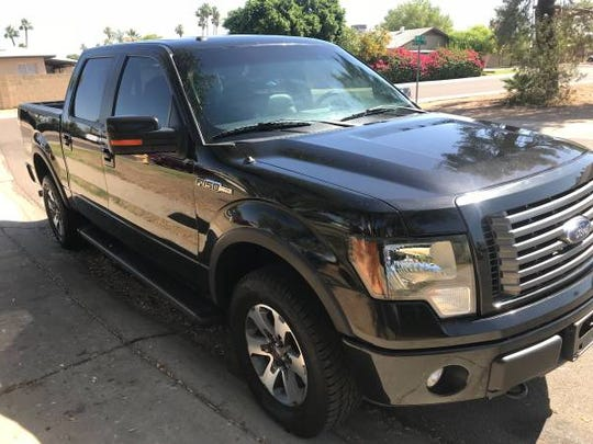Gustavo Martinez-Gonzalez, 52, was last seen in his 2012 Ford F-150 truck before his family reported him missing on June 10.