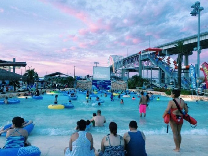Hurricane Alley Waterpark hosts Dive-In Movies from