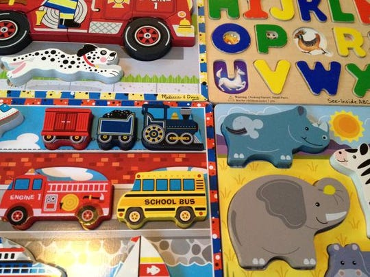 Earth Explorer Toys at 27 E. Pine Street. in Zionsville offers a great selection of toys.