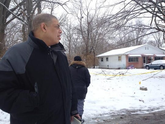 Homicide detective Marcus Kennedy told IndyStar reporter Jill Disis that the couple did not have a history of domestic violence incidents.