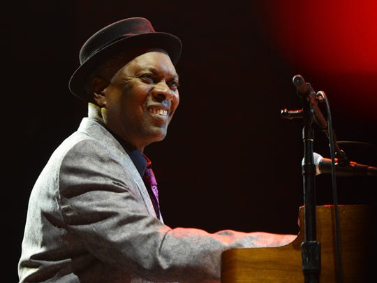 Rock and Roll Hall of Fame member Booker T. Jones will perform at The Vogue on April 11.