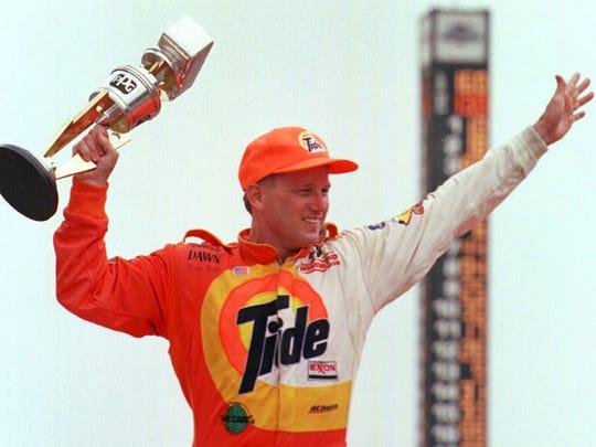 Ricky Rudd, 1997 Brickyard 400 champ