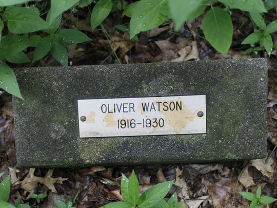 Oliver Watson, while on his deathbed at Rochester General Hospital on May 26, 1930, seemed to be at peace with death.