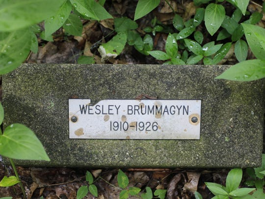 Wesley Brummagyn was scheduled for parole Dec. 11, 1926, but was too ill to leave and died two weeks later.