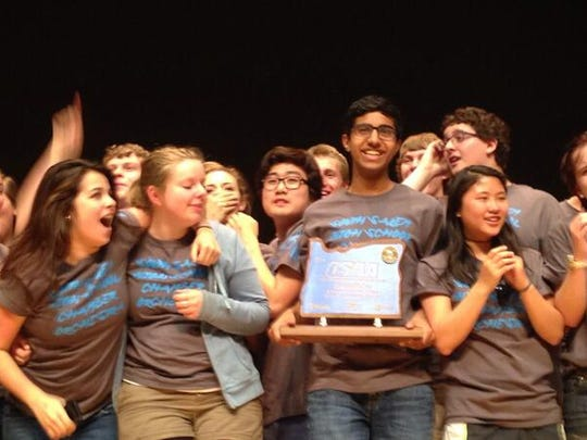 South Salem wins the OSAA 6A String Orchestra State Championships.