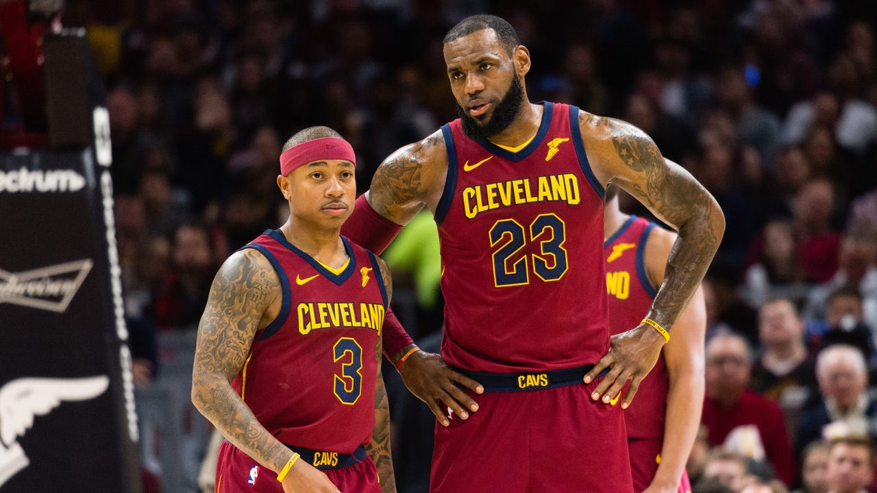 SportsPulse: USA TODAY Sports' Sam Amick and Jeff Zillgitt break down the trade that sent Isaiah Thomas from the Cavaliers to the Lakers and what it means for both teams and LeBron James' future.