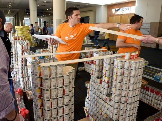 Canstruction 05