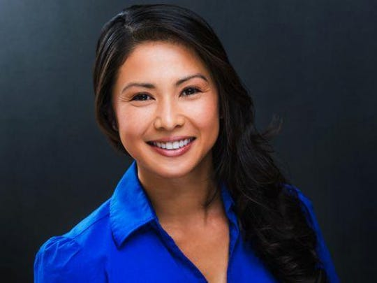 Michelle Vo, of California, was killed in the mass
