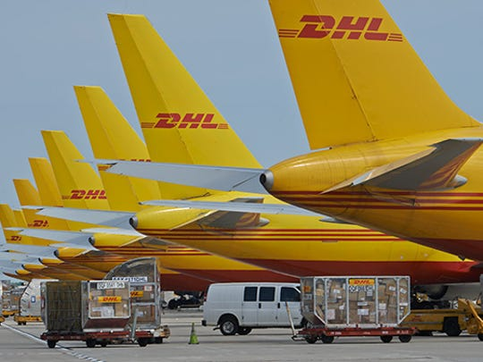 DHL will open medical clinic for more than 3,700 employees as CVG grows