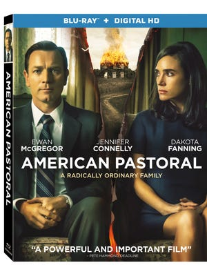 'American Pastoral,' based on a novel by Philip Roth, is now out on Blu-ray and DVD.