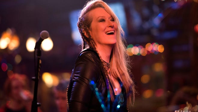 Meryl Streep stars in 'Ricki and the Flash,' in which she plays a rocker inspired by screenwriter Diablo Cody's mother-in-law.