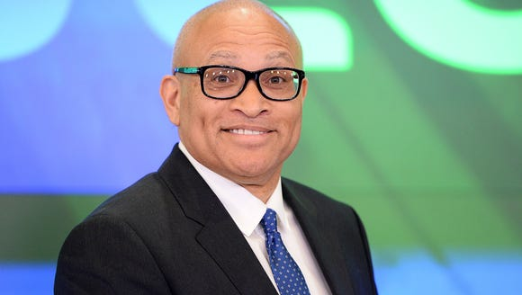 """Larry Wilmore, host of Comedy Central's """"The Nightly"""