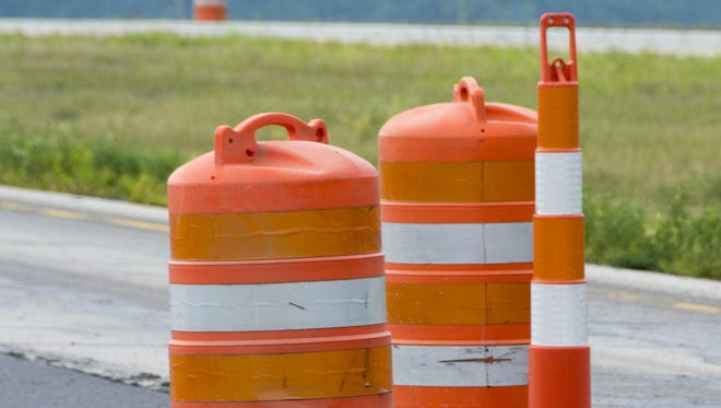 Road construction on M-25 and M-46 in Port Sanilac will start this month.