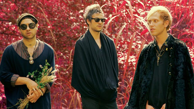 Unknown Mortal Orchestra is an American and New Zealand rock band composed of singer, guitarist and songwriter Ruban Nielson, bassist Jake Portrait and drummer Riley Geare. The band comes Wednesday, April 13, to The Cellar Door in Visalia.