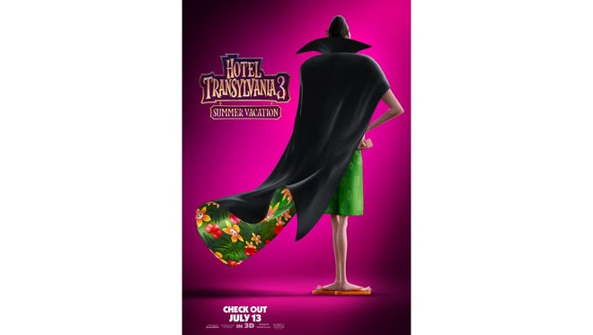 Hotel Transylvania 3 is in theaters July 13