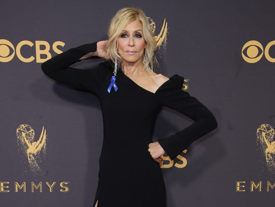 Judith Light striking a pose on the red carpet.