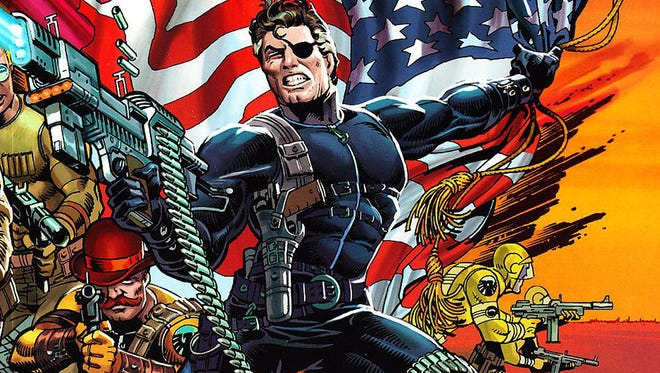 """""""S.H.I.E.L.D. by Steranko"""" collects some of the greatest Nick Fury comics of the 1960s."""