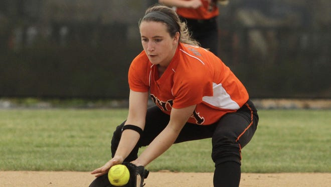 Maclai Branson has got it done in the field and at the plate for Ryle this season. The shortstop is hitting .473.
